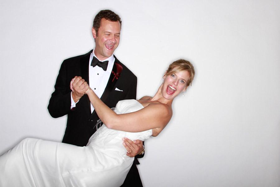 Wedding Reception Photo Booth Casey Fatchett Photography