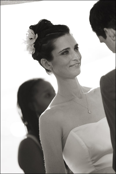 wedding bride emotion