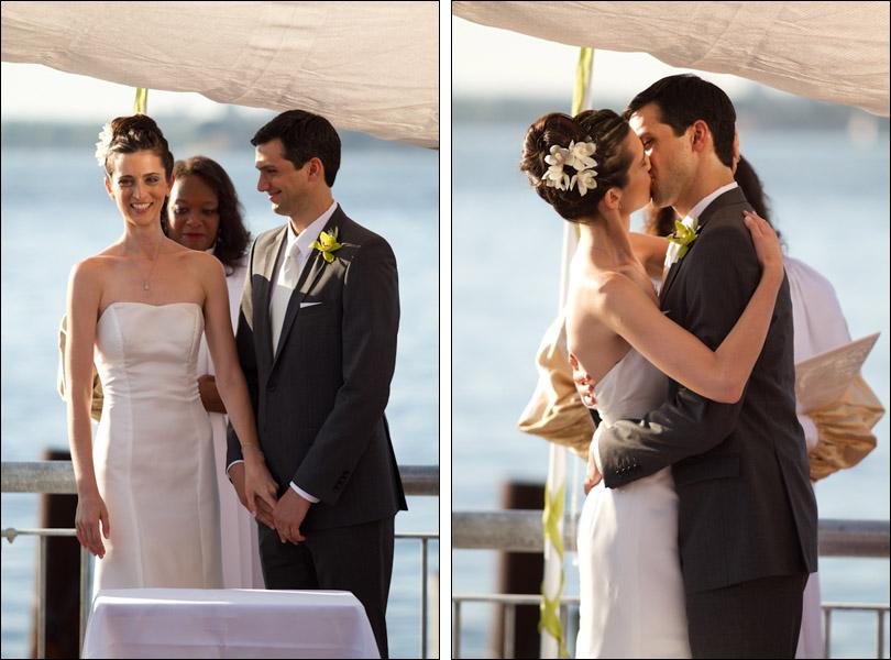wedding ceremony brooklyn new york city