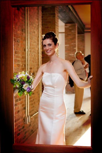 liberty warehouse new york city bride
