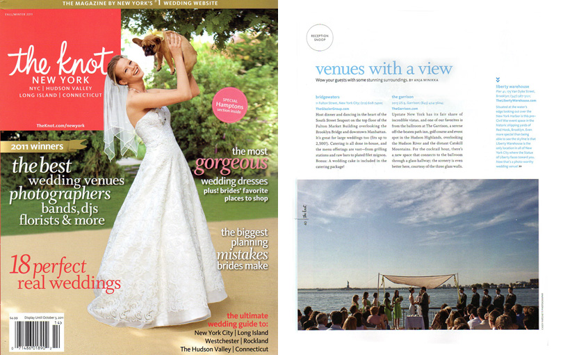 The Knot Magazine - Venues With a View
