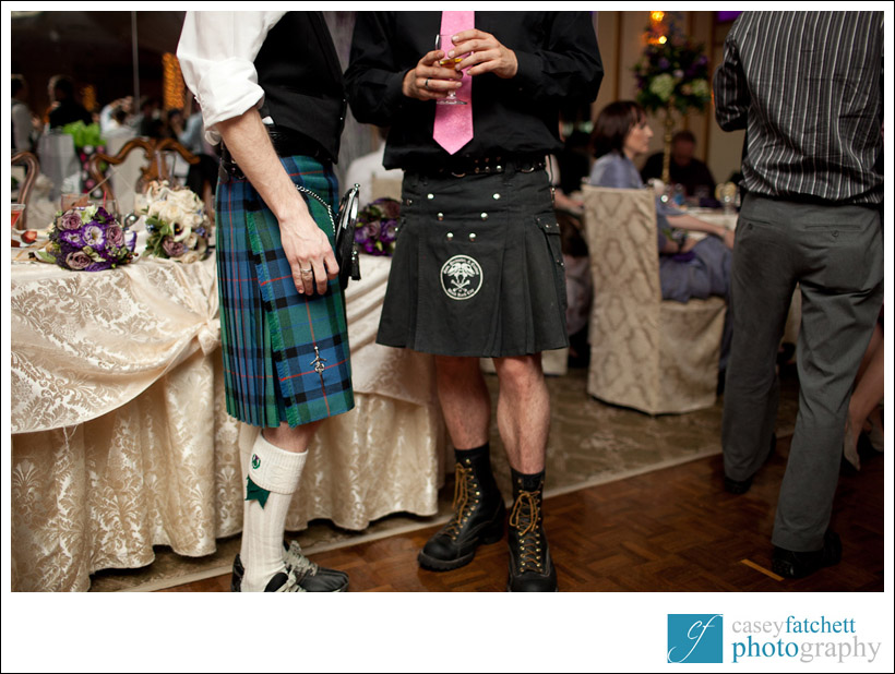 utilikilt wedding