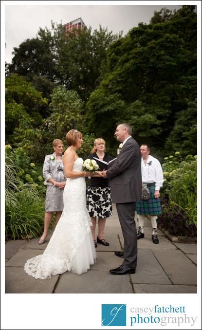 Destination wedding new york city central park conservatory garden