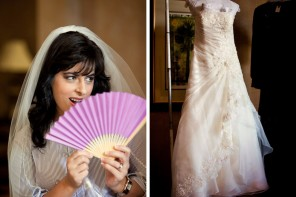 eastwinds long island wedding bride dress fan