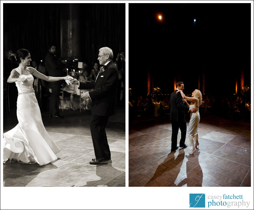 parent dances nyc wedding reception capitale