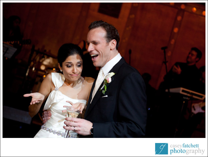 nyc wedding reception capitale