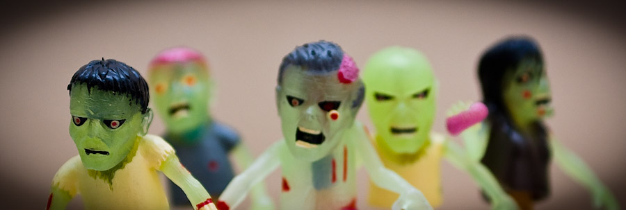 what can we learn from the zombie apocalypse