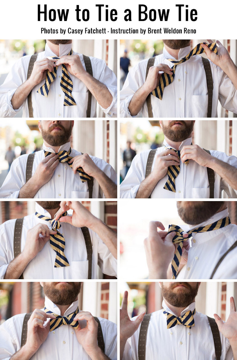 how bow tie instruction