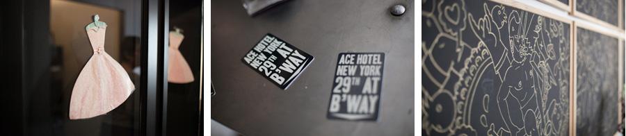 Ace Hotel - Manhattan - Wedding Preparation