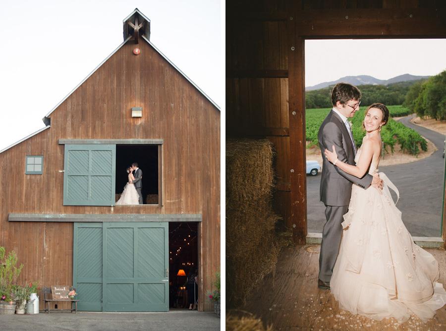 california destination wedding photographer barn wedding reception