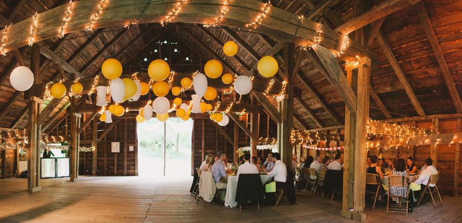 rustic barn wedding new york by Casey Fatchett Photography