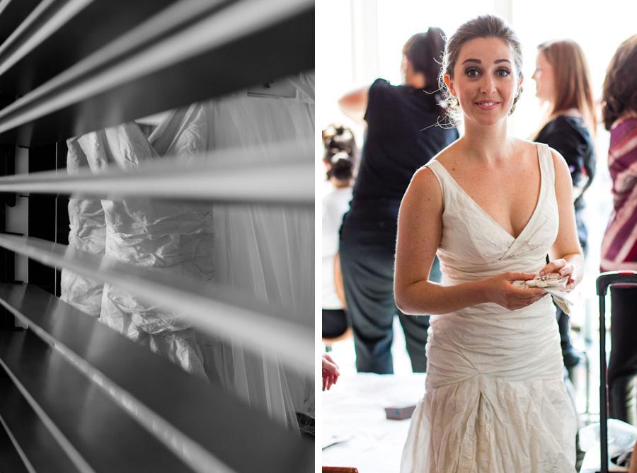 New York Manhattan wedding photographed by Casey Fatchett