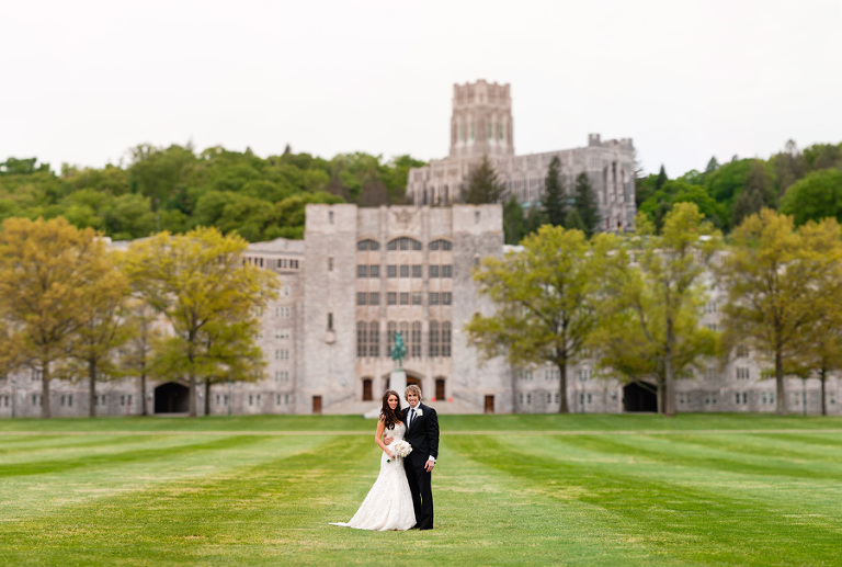 West Point New York Military Academy wedding by Casey Fatchett