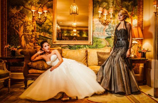 Bridal Fashion in New York City by Casey Fatchett