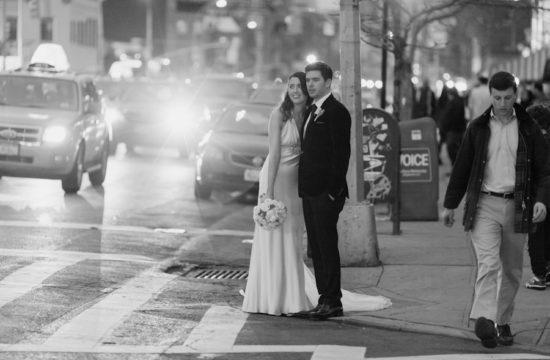 New York City Destination Wedding By Casey Fatchett