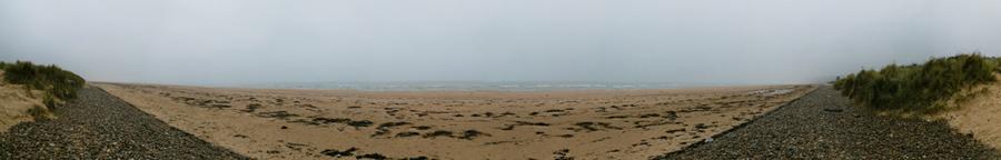 Utah Beach - Normandy by Casey Fatchett