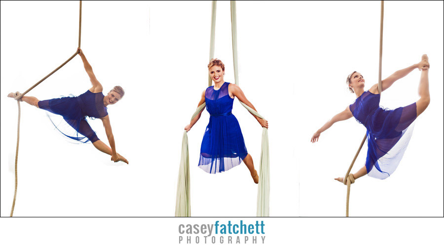 n aerialists by casey fatchett