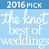 The Knot Best of Weddings 2016 - Wedding Photographer New York City and New Jersey
