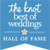 The Knot Best of Weddings Hall of Fame - Casey Fatchett Photography