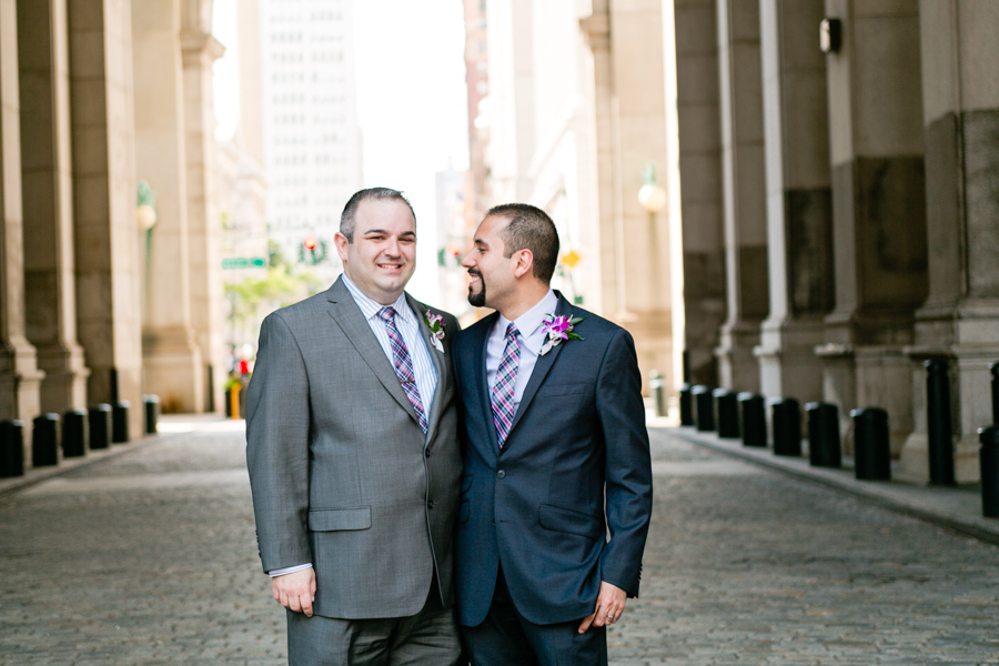 new york city same sex wedding