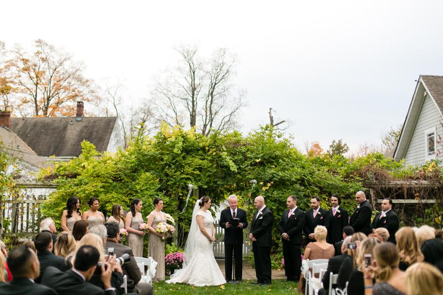 wedding at FEAST Round Hill