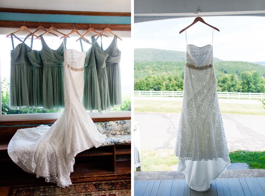 Massachusetts barn wedding by Casey Fatchett
