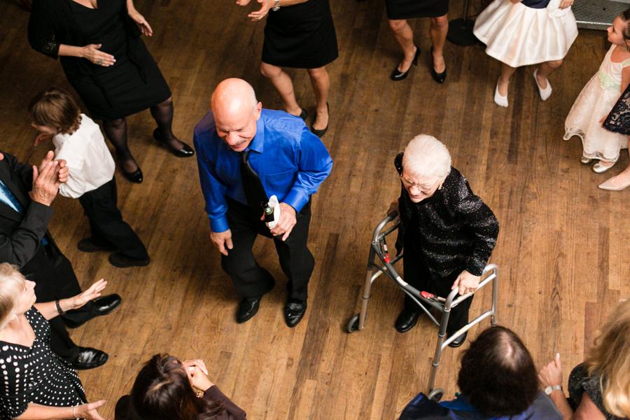 NYC wedding at Housing Works by Casey Fatchett