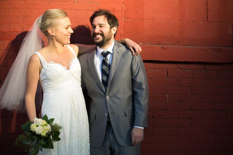 Brooklyn wedding by Casey Fatchett Photography