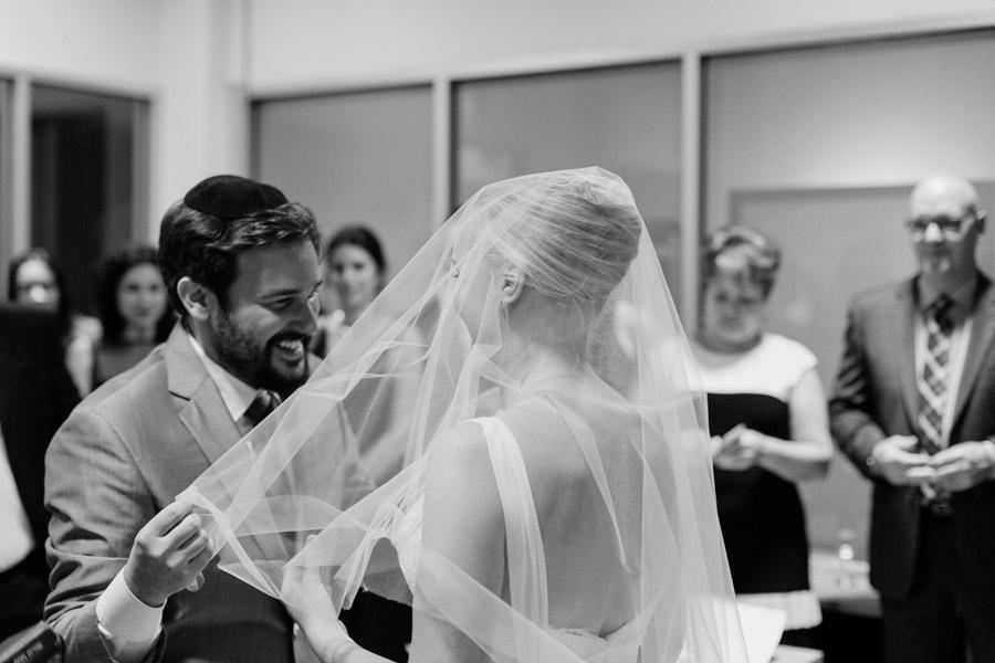 DUMBO Loft wedding in Brooklyn by Casey Fatchett Photography