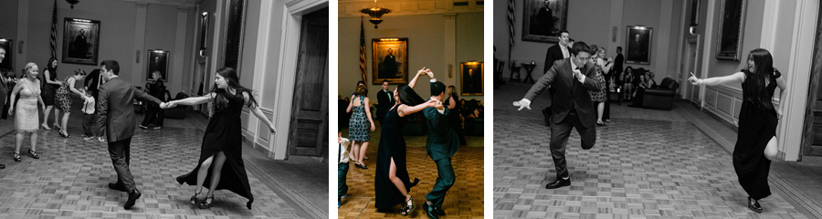 Union League Club same sex wedding by Casey Fatchett - www.fatchett.com