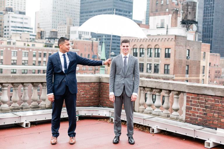 Union League Club same sex wedding by Casey Fatchett - www.fatchett.com
