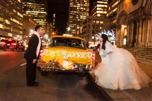 NYC Winter Wedding - photo by Casey Fatchett - www.fatchett.com