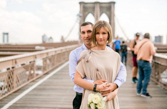 New York City Elopement City Hall Wedding Photographed by Casey Fatchett