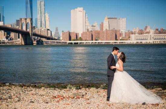 Brooklyn wedding anniversary photo shoot