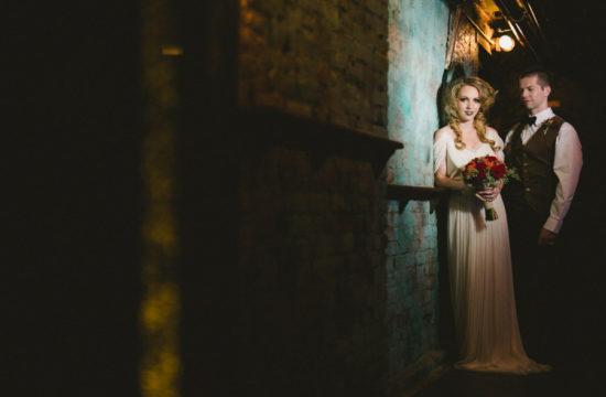 HP Lovecraft inspired Halloween wedding photo shoot by Casey Fatchett - www.fatchett.com