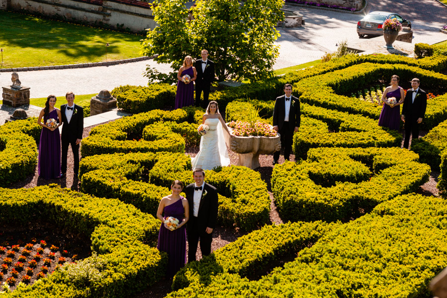 New Jersey wedding at Pleasantdale Chateau photographed by Casey Fatchett - www.fatchett.com