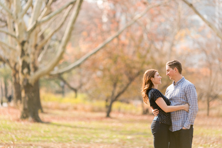 Central Park engagement session by Casey Fatchett - www.fatchett.com