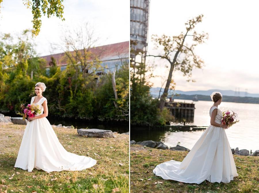 Hudson Valley Wedding at Basilica Hudson by Casey Fatchett Photography - www.fatchett.com