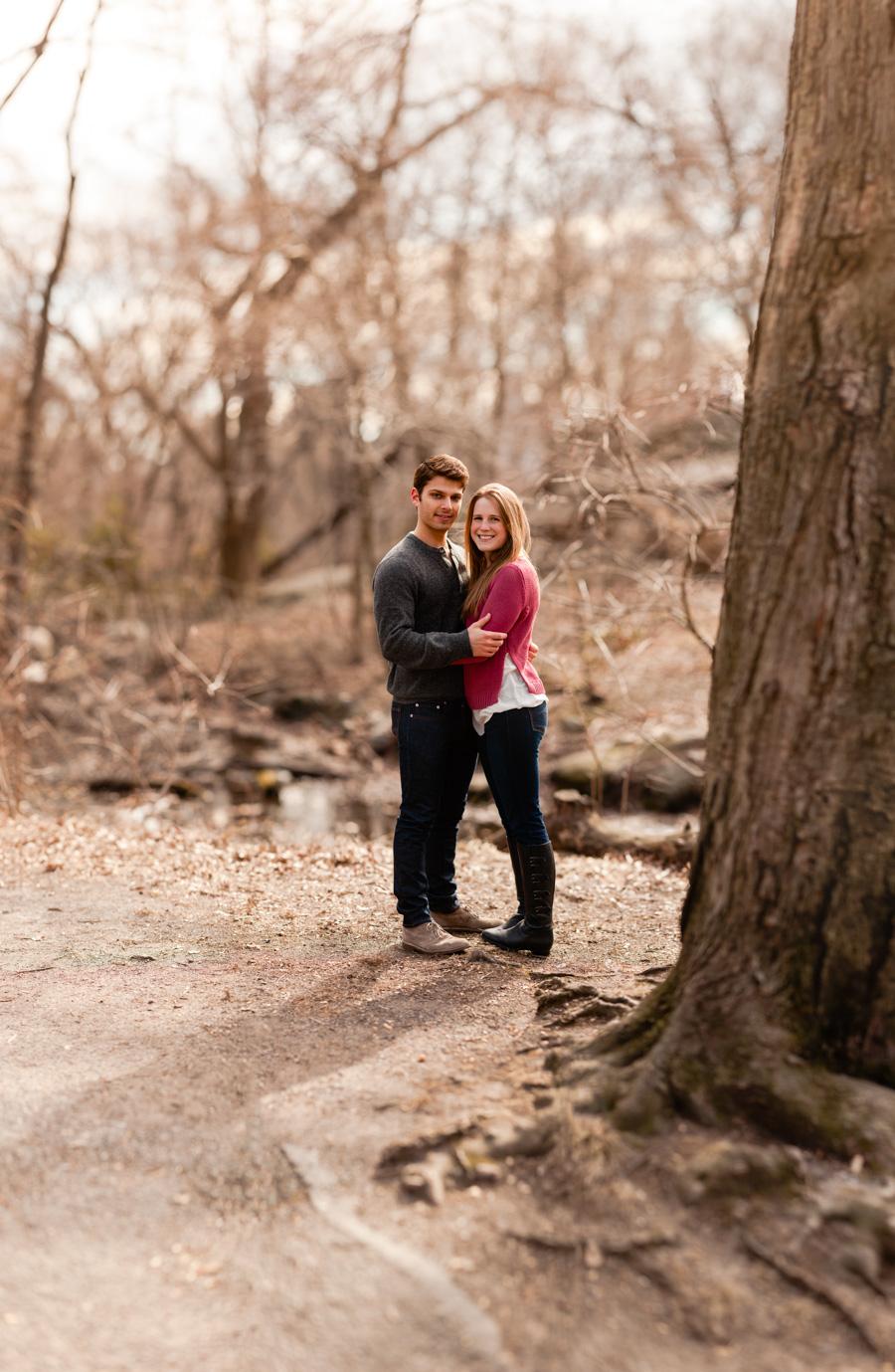 Central Park engagement photos by Casey Fatchett - www.fatchett.com