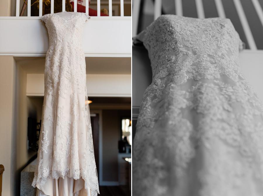 Wedding Dress - photo by Casey Fatchett - fatchett.com