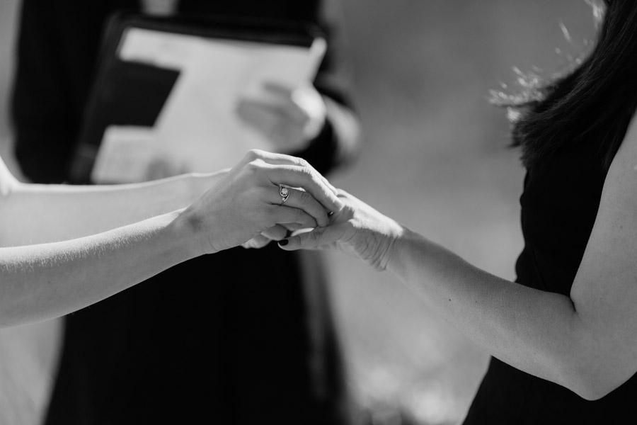 Same sex New England elopement - photos by Casey Fatchett - fatchett.com