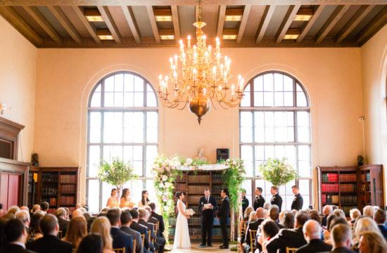 NY Academy of Medicine wedding photographed by Casey Fatchett - fatchett.com