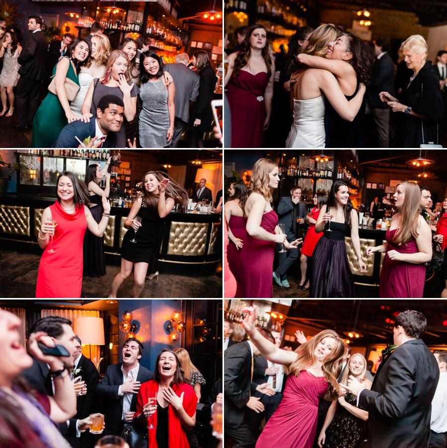 wedding reception dancing photos by Casey Fatchett Photography - fatchett.com