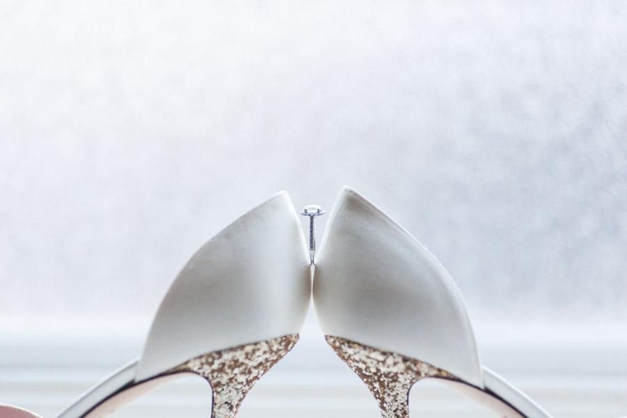 Wedding Ring Detail Shot by Casey Fatchett - fatchett.com