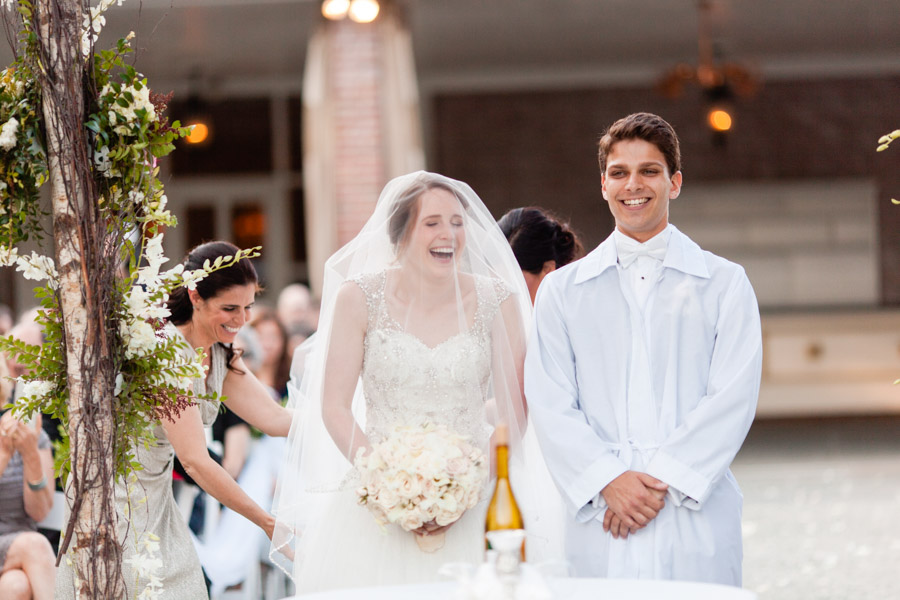 Jewish wedding at The Carltun - fatchett.com