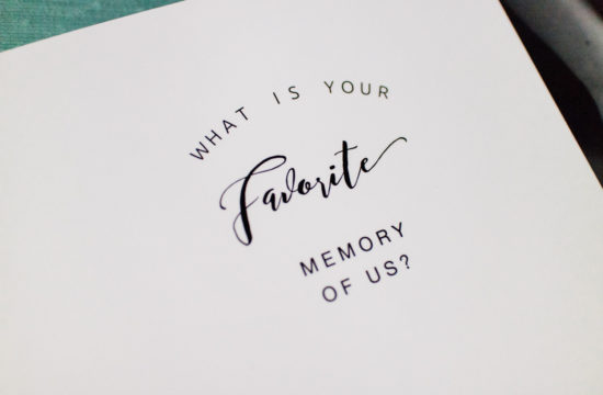 Interactive Guest Book