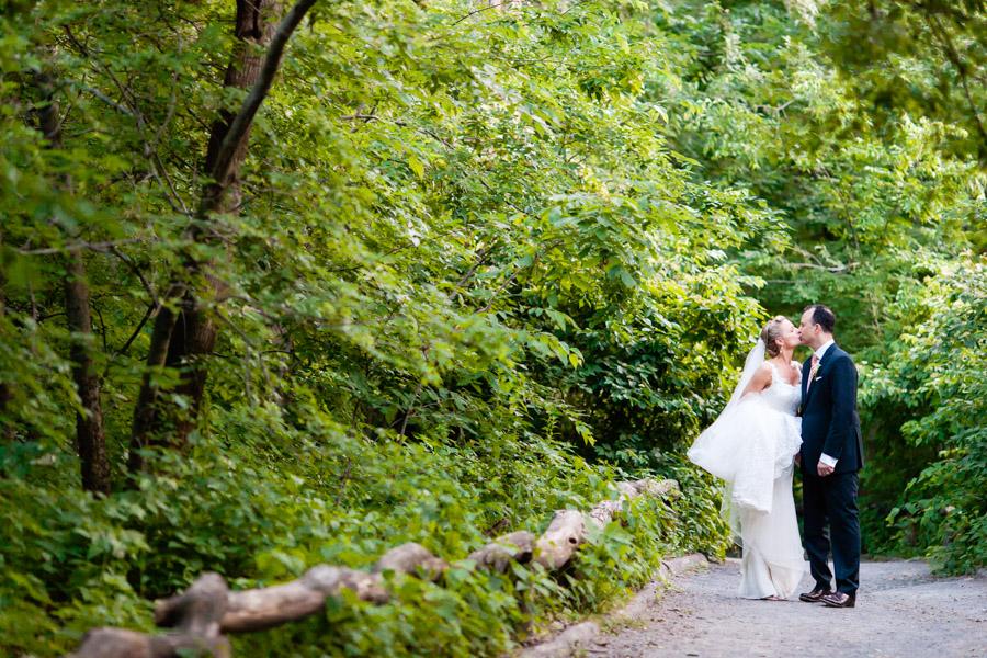 Central Park Boathouse wedding by Casey Fatchett