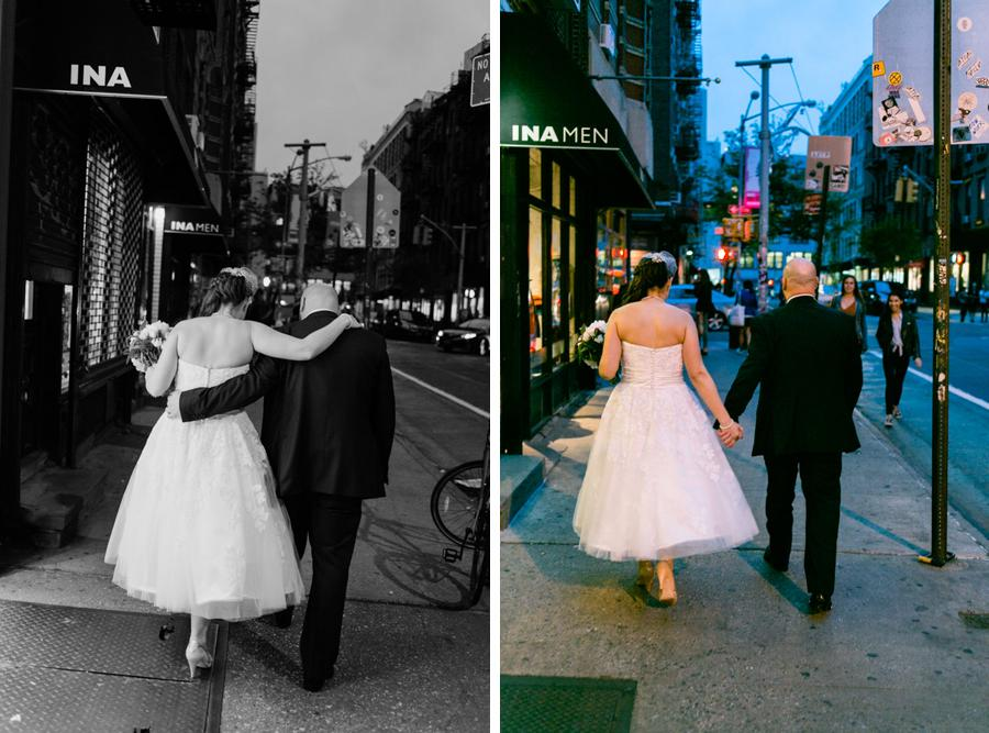 NOLITA wedding NYC by Casey Fatchett Photography - fatchett.com