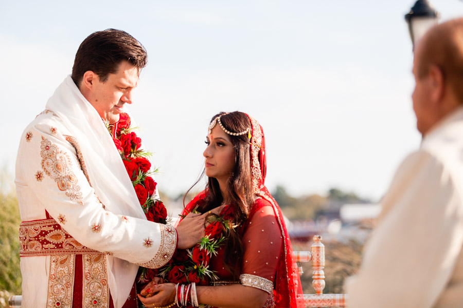 Hindu Wedding at Battery Gardens by Casey Fatchett Photography - fatchett.com