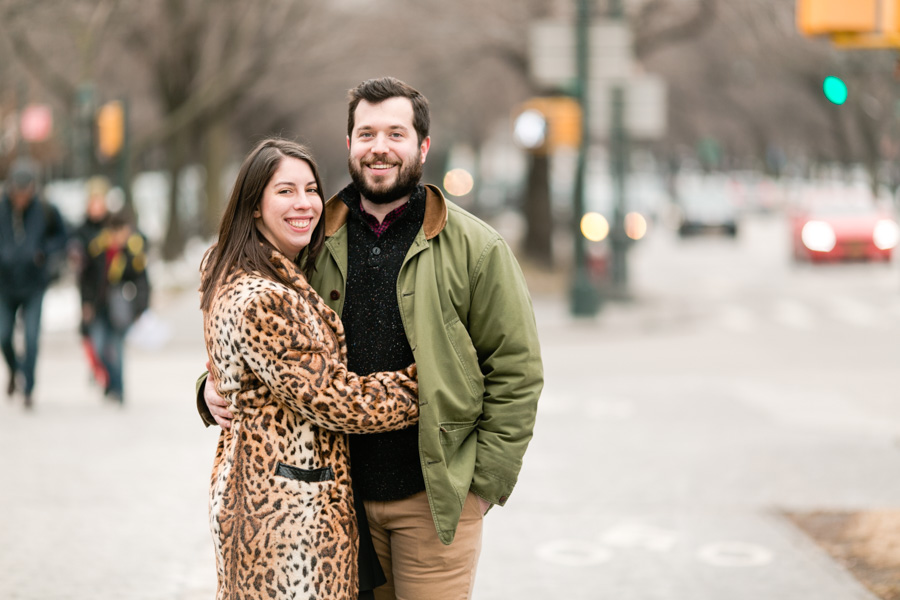 Prospect Park Brooklyn engagement session by Casey Fatchett Photography - fatchett.com